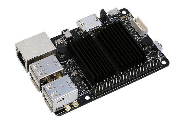 ODROID-C2 Einplatinencomputer